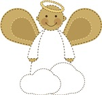 Christmas Angel T-shirts and Gifts