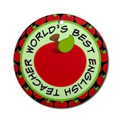APPLE TEACHER APPRECIATION ORNAMENTS
