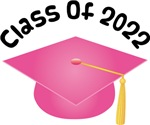 2022 School Class Graduation (Pink)