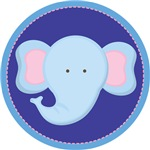 Baby Elephant Kids Tee Shirts