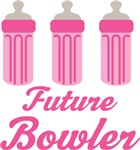 Future Bowler Baby T-shirts