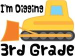 I'm Digging 3rd Grade Teacher Tshirts for 3rd Grad
