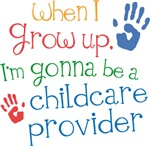 Future Childcare Provider Kids T-shirts
