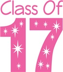 Class Of 2017 School T-shirts
