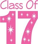 Class Of 2017 School T-shirts