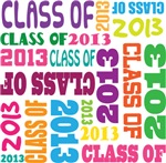 CLASS OF 2013 Logo Gifts
