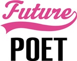 Future Poet Kids Occupation T-shirts