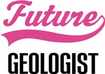 Future Geologist Kids Occupation T-shirts