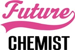 Future Chemist Kids Occupation T-shirts