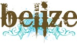 Belize Grunge T-shirts and Hoodies