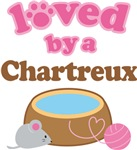 Loved By A Charteux Tshirt Gifts