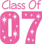 Class Of 2007 School T-shirts