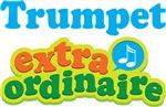 Trumpet Extraordinaire Choir T-shirts