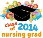 2014 Nursing School Grad Gifts and Tees