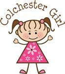 Colchester Vermont Stick Figure T-shirts