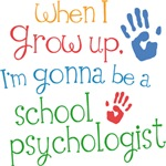 Future School Psychologist Kids T-shirts