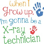 Future X-ray Technician Kids T-shirts