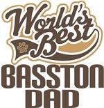 Basston Dad (Worlds Best) T-shirts