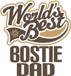 Bostie Dad (Worlds Best) T-shirts