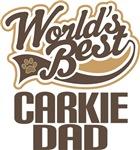 Carkie Dad (Worlds Best) T-shirts