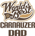 Carnauzer Dad (Worlds Best) T-shirts