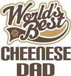 Cheenese Dad (Worlds Best) T-shirts