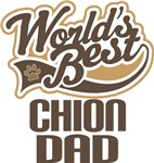 Chion Dad (Worlds Best) T-shirts