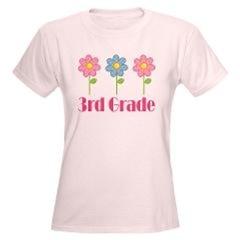 3RD GRADE TEACHER SHIRTS AND MUGS