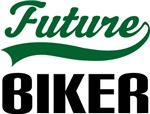Future Biker Kids T Shirts