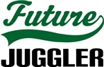 Future Juggler Kids T Shirts