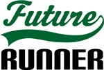 Future Runner Kids T Shirts