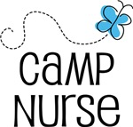Camp Nurse Gifts and T shirts