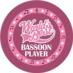 Bassoon Player (Worlds Best) Gifts and Shirts