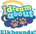 Elkhound Lover shirts and pajamas