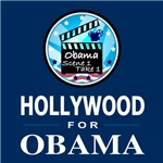 HOLLYWOOD FOR OBAMA
