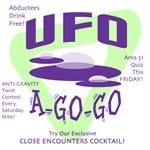 UFO A Go Go Light