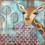 Hello ~ Giraffe