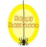 Spider String Halloween