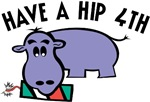 Have a Hip 4th (Hippo)