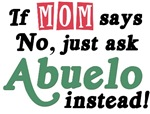Just Ask Abuelo!