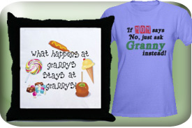 Granny Gifts and T-Shirts