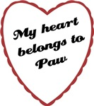 My Heart Belongs to Paw