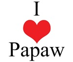 I Love (Heart) Papaw