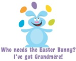 Easter Bunny? I've got Grandmere!
