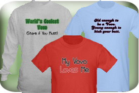 Vovo Gifts and T-Shirts