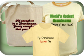 Grandmama Gifts and T-Shirts