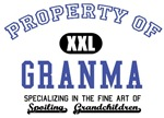 Property of Granma