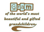 Gram of Gifted Grandchildren