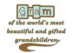 Gram of Gifted Grandchildren