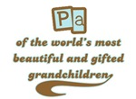 Pa of Gifted Grandchildren